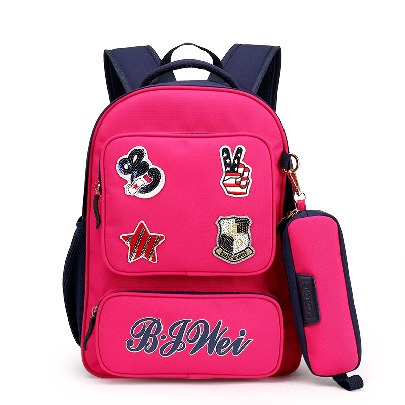 2016 man and women lively big book bags for school for high quality student