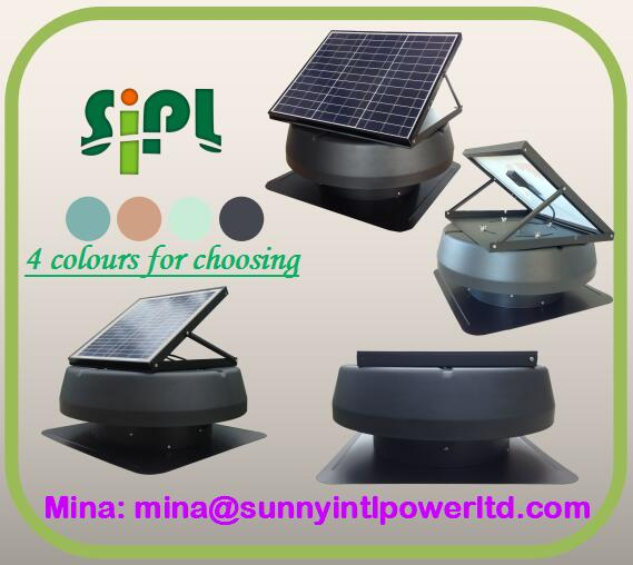 solar panel system green energy machine vent kits attic exhaust fan Solar powered ventilation for house solar ventilation fan