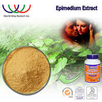 epimedium extract free sample HACCP KOSHER FDA men sex improve herbal ingredient epimedium extract powder icariins