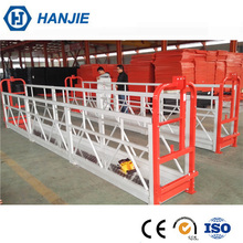 ZLP630 electric hanging scaffolding platform, used swing stage for sale