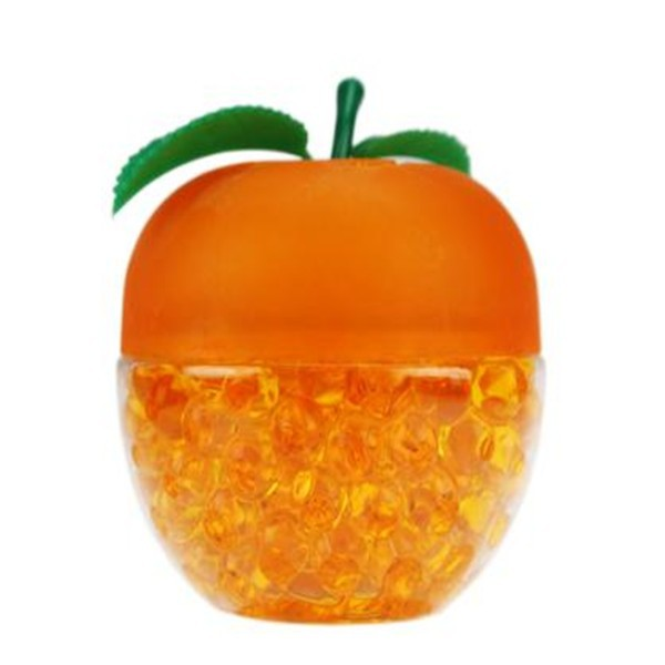 Orange Flavour Aromal Crystal Bead Air Freshener