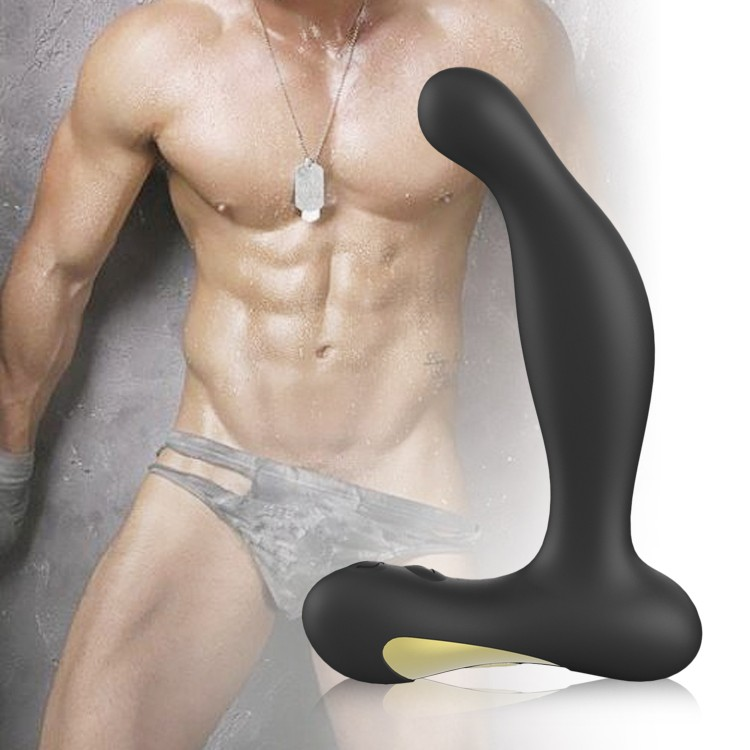 Medical Grade Silicone Vibrating Prostate Massager Sex Toy in Chennai for Men