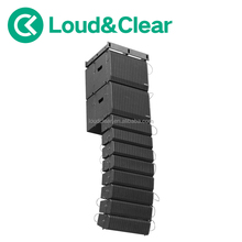 Audio Dsp Module active line array