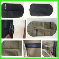 2016 new environmental suit garment bag for men ,men suit zipperd non-woven garment suit cover bag