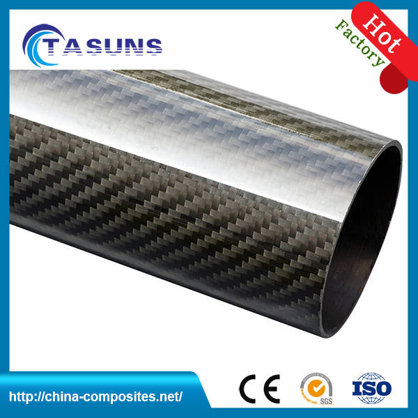 Custom made carbon fibre tubing for wholesale