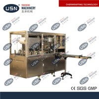 YC-350B automatic overwrapping machine