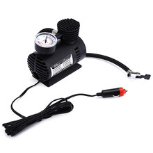 New Mini 12V 300PSI Electric Auto Car Inflatable Pump Portable Air Compressor Tire Inflator for Car Bicycle Tire Balls Airbeds