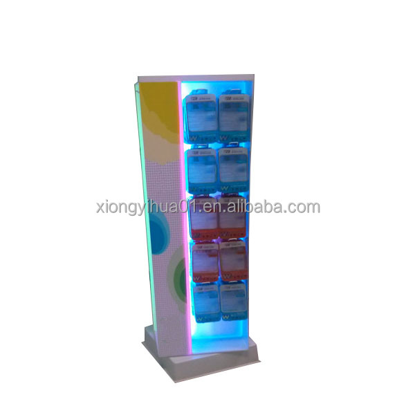 Mobile Store Floor Stand Cell Phone Accessory Display