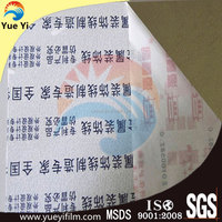 temporary surface protection Pe film