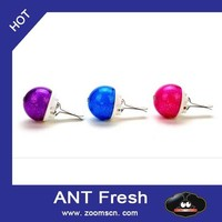 ANT Fresh Car Vent Clips Air Freshener and Odor Eliminator, Thai Dragon Fruit 5 aroma
