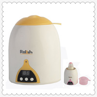 LED Display Baby Bottle Warmer And Sterilizer