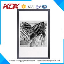 Manufactur price fancy environmental 3d lenticular paintings of running horse for home decoration