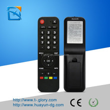 Manufacturers customized universal remote control code for toshiba TV and remote control