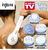 Spinning Spa Waterproof Bath Brush Set with 5 Attachments Massager with Bettery Powered