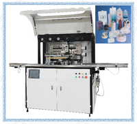 G150 automatic screen printing machine for glass bottle