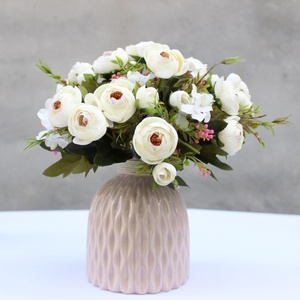 China Polyester Silk Flowers China Polyester Silk Flowers