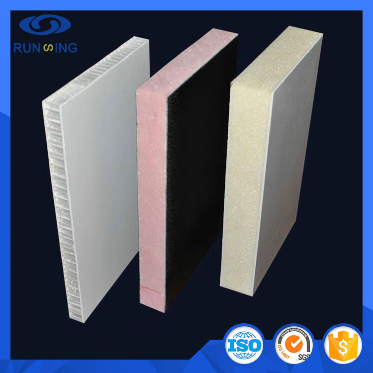 XPS / FRP Sandwich Panel, FRP Exterior Wall Panels, 20mm 40mm - 100mm FRP Board