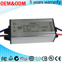 input voltage 85-265vac/277Vac waterproof ip67 ip 66 ip65 ac to dc high power led driver ic