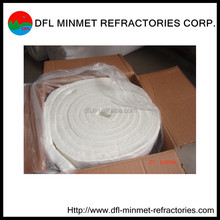 HP (High Pure) Grade and Liners Of Industrial Furnace Application Ceramic Fiber Blanket