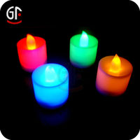 White Led Candle Light