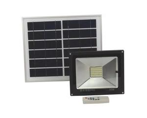 Ultra Bright IP65 Waterproof 50W 96 LED/5000 Lm Auto On/Off Solar Flood lights Spotlight Working Dust to Dawn