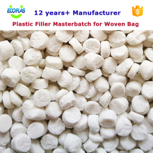 FW1 2017 Low Price Plastic Filler Masterbatch for PP Woven Bag