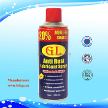 Best penetrating spray lubricant oil anti rust 450ml