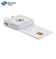 Encrypted reader pos magnetic reader with audio jack interface + IC chip card reader with free SDK--ACR32