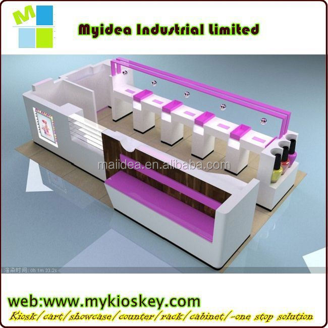 2015 professional technician acrylic wooden manicure desk /nail tables