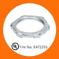 EMT steel Lock nut for