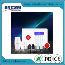 High-end Low Price Online Shopping Wireless Alcon House Alarm System 2016 Intelligent Wireless Gsm Alarm System