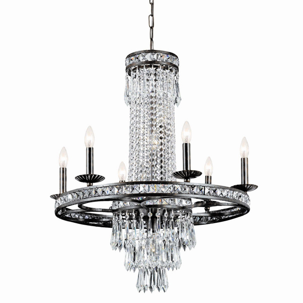 Chinese process manufacturing spanish CE and UL high end chandelier