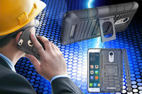 Factory Direct Cell Phone Holster Ring Armor Holster Case for iPhone 6