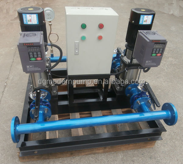 MBPS series constant pressure water supply system