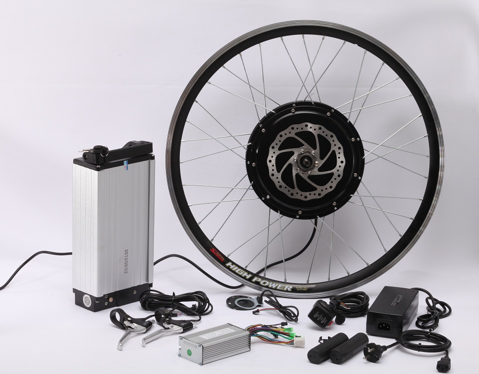 Top E-cycle 48V 750W electric bicycle conversion e bike kit with battery