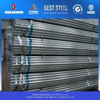 galvanized steel tube fence post /a106b