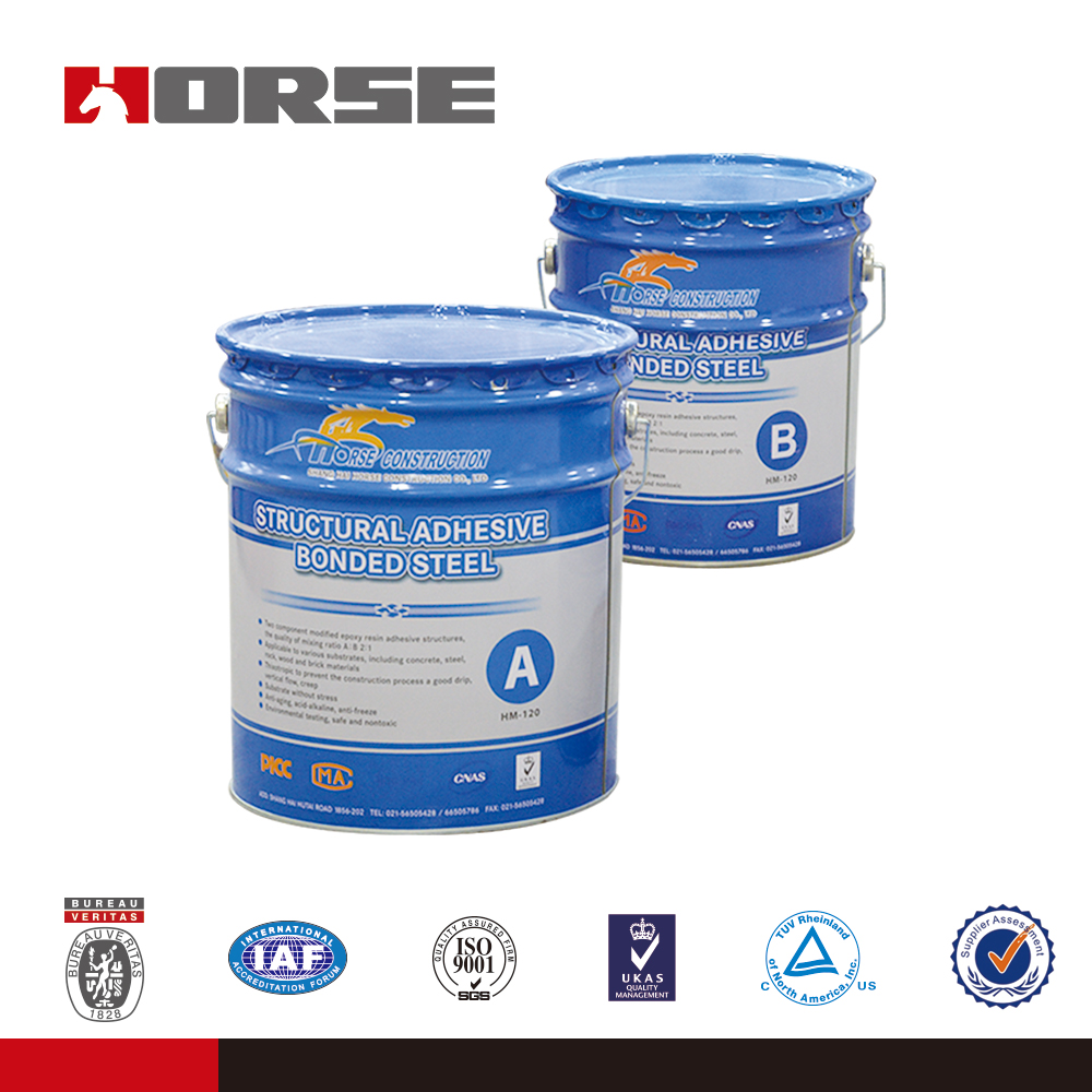 Anti-corrosion Steel Bonded Adhesive for Metal Bonding high quality