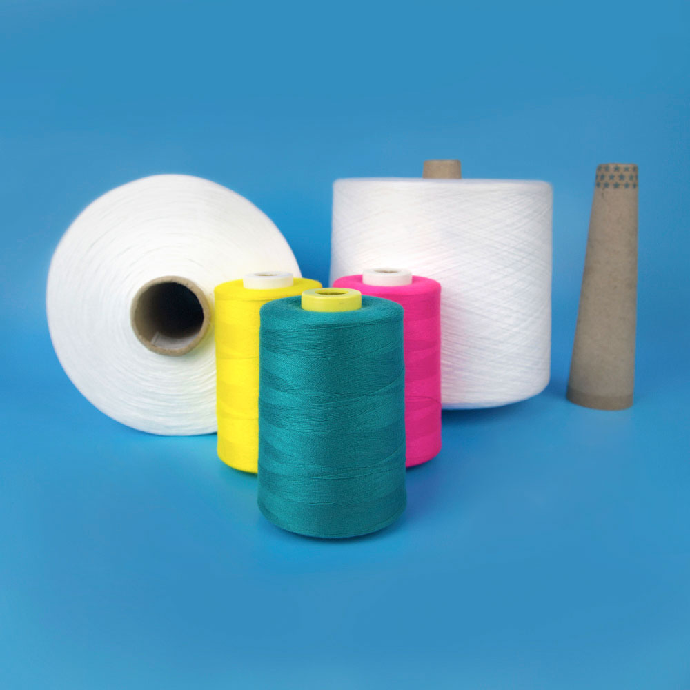 High Grade OEM Polyester Yarn for T-shirt