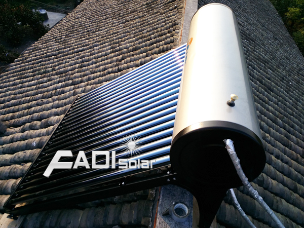 2016 China Solar Water Heater Price (150L)