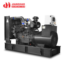 Water-Cooled 180kw electric gensets with factory wholesale price