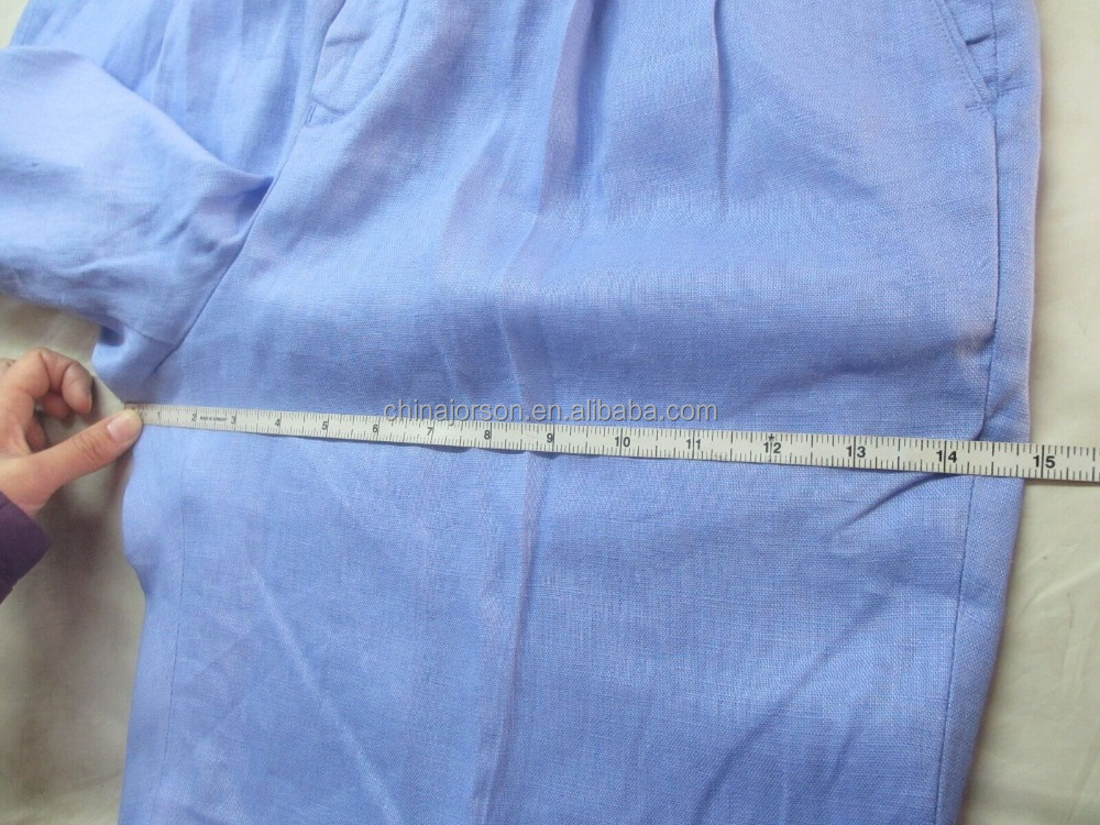 Apparel QC inspection/ Quality inspector/ Pants/ Garments