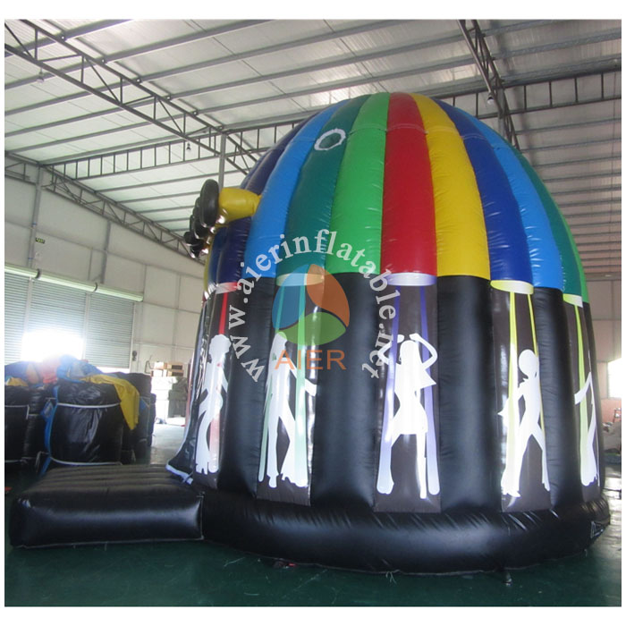 2016 special Giant inflatable disco dome tent/advertising inflatable tent/good selling inflatable tent