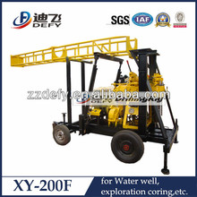 geological core handheld drilling machine for sale