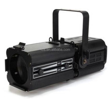 New Theater stage light with zoom 200w rgbw 4in1 led image profile light for car exhibition/stage light