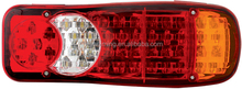 auto lighting system led tail light lamp for trucks