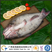 Natural wholesaler frozen fish butterfly-cut fresh frozen fish