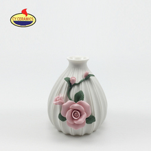 Ceramic Bud Vases For Flowers Plants Floral Decor Vintage Collectible Vases