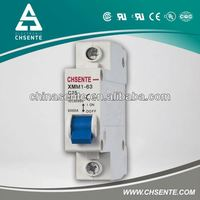 low voltage XMM1-63 c25 automatic mcb with CE/CB/TUV certificate