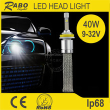 Wholesale h1 h4 h7 h8 h11 9005 9006 car led bulbs 12v headlight for bmw x5 e70
