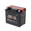 12V 4AH YTX5L-BS MF battery for motorcycle